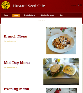 Mustard Seed for blog