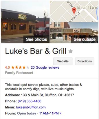Lukes browser snapshot